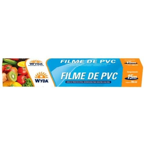 FILME PVC WYDA 28X15M